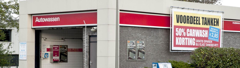 Auto wasstraat Leiden
