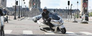 piaggio motorscooter